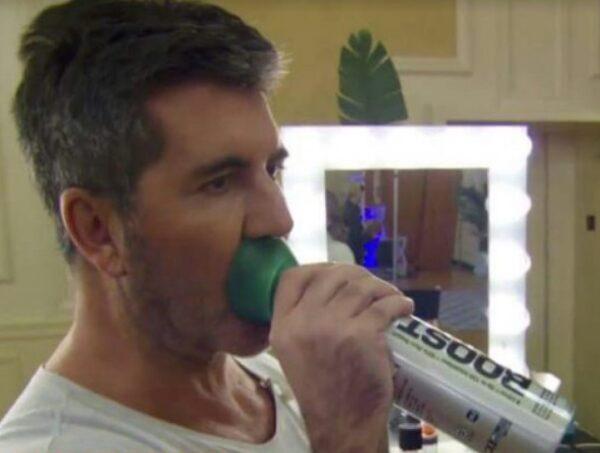 Simon Cowell, Boost Oxygen, O2Genes