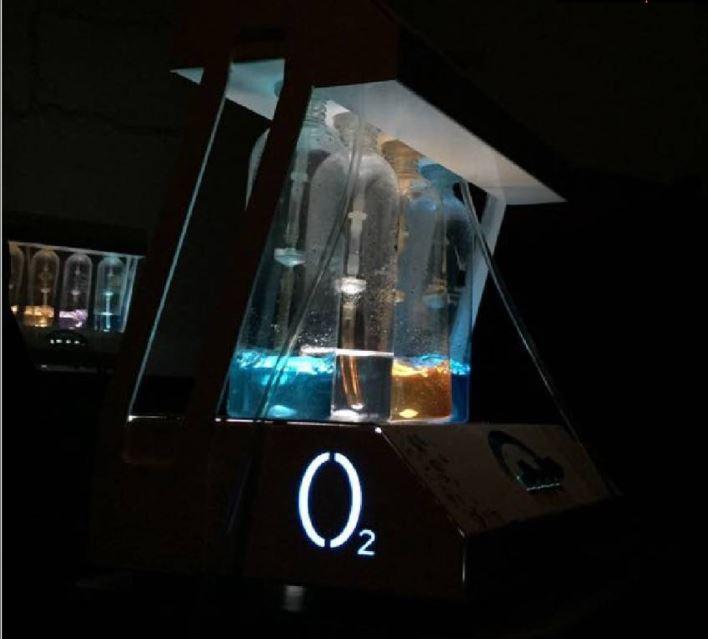 Aromatherapy, Oxygen Bar, Oxygen Recovery