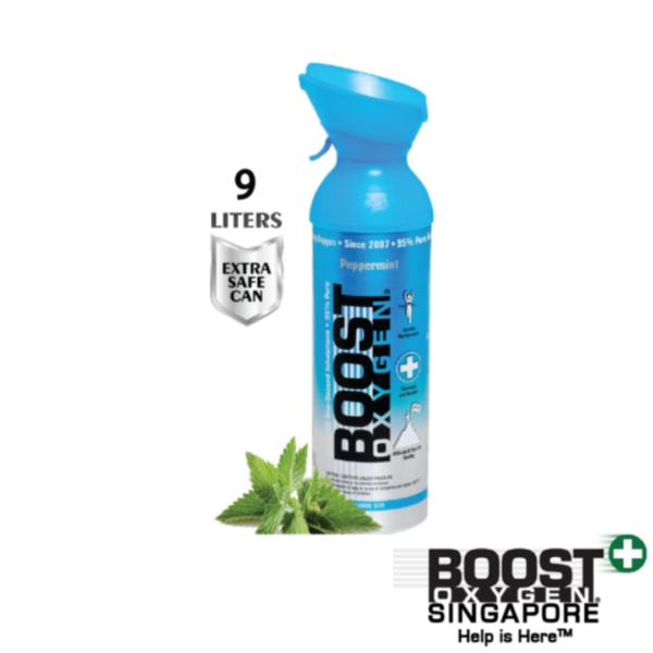 BoostOxygen - Peppermint 9L 1x Can