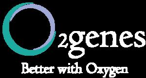 O2genes_Logo Square Black background